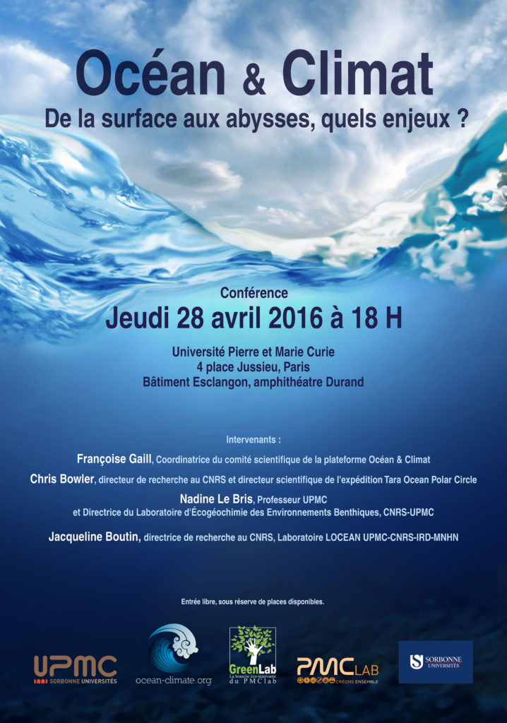 Conférence_Greenlab_Ocean&Climat